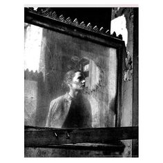 """Reflection"" FrancisMortimer Paris 1950s"