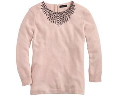 jcrew necklace tee - Google Search