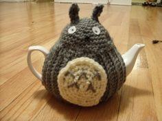 Totoro Tea Cozy   Epic Yarn
