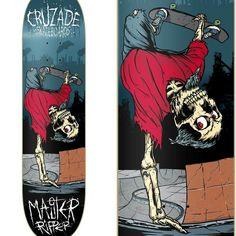 Skate And Destroy, Skate Art, Skateboard Decks, My Style, Skateboards, Skate Board
