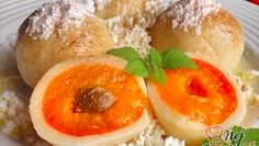 Zmrzlina z nutely a bez vajíčka – RECETIMA Slovakian Food, Czech Recipes, What To Cook, Sweet And Salty, Dumplings, Goodies, Food And Drink, Cooking Recipes, Dishes