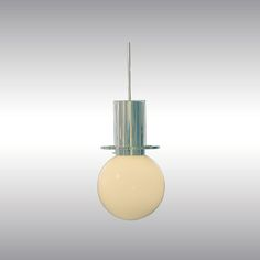 Stadtbahn by WOKA LAMPS VIENNA  Copy of Otto Wagner light fixture.