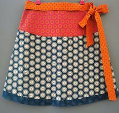 Jupe Portefeuille bleue et Rose Femme - tissu shweshwe africain 100% coton - taille 38-42 Office Standard, Etsy, Fashion, Wallet, African, Skirt, Fabric, Blue, Cotton