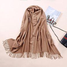 Luxury Cashmere Pashmina Wrap