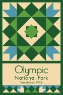 Olympic National Park Quilt Block