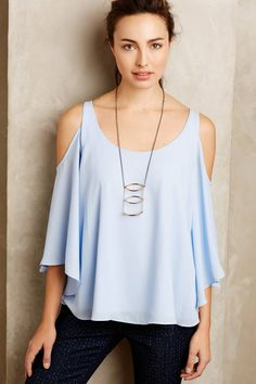 Shop the Fluttered Aida Blouse and more Anthropologie at Anthropologie today. Read customer reviews, discover product details and more.