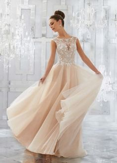 Be modern and elegant bride with magnificent Mori Lee wedding dresses. Mori Lee 2018 bridal collection bring elegant & modern wedding gowns of your dreams. Mori Lee Bridal, Mori Lee Wedding Dress, Wedding Dresses 2018, Wedding Dresses Photos, Wedding Dress Styles, Designer Wedding Dresses, Bridal Dresses, Bridesmaid Dresses, Gown Wedding