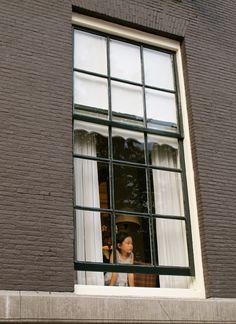 Amsterdam window - August 2012