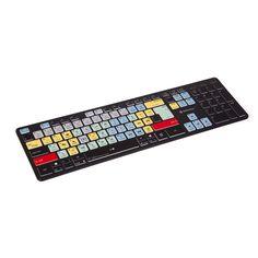Adobe Premiere Pro Wireless Slimline Keyboard