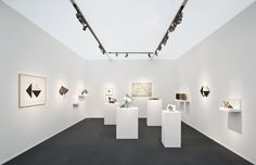 ALISON JACQUES GALLERY LYGIA CLARK AT FRIEZE MASTERS SPOTLIGHT STAND S20 VIP PREVIEW TODAY 15 OCTOBER