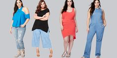 We're showcasing some of our favorite stylish summer essentials from the Curvy Collection from Rachel Rachel Roy. Will our faves be yours, too?