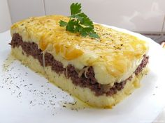 Menú de Sábado: Pastel de Carne