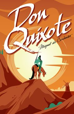 Don Quixote by MikeMahle