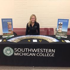 Seize the opportunity today, and talk to a representative from Southwestern Michigan College. She will be here all lunch hour and answer any questions you may have. Find out if SMC is the right choice for you! @PlymouthCSC_IN #PCSC #phs_wire