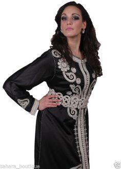 Moroccan Kaftan with belt