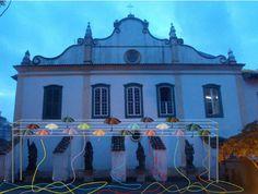 """O Museu de Arte Sacra de São Paulo apresenta a mostra """"Contrapontos"""", coletiva de site specifics (arte ambiente) , com nove artistas que promovem interferências com as obras da exposição de longa duração da instituição. A entrada é Catraca Livre."""