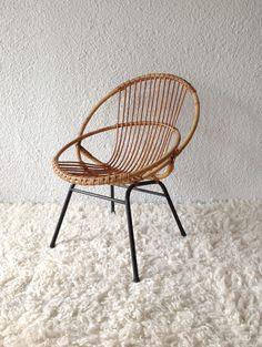 Tendencia mimbre paris sillas 2 mimbre pinterest - Silla huevo ikea ...