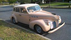 1940 Pontiac 4 Door