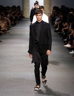 Givenchy SS13 Mens Catwalk Show | F.TAPE | Fashion Directory