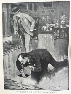 The Second Stain, Sidney Paget, The Strand Magazine, December 1904