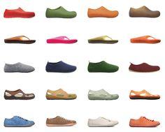 Los zapatos - Camper History