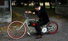 Black Bird Custom Bikes