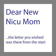 life with jack: Dear New NICU Mom @Sarah Chintomby Chintomby Mikulski @Heather Creswell Creswell Schoenleber