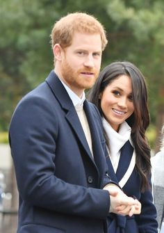 Meghan Markle and Prince Harry Share a Romantic Public Moment on International Women's Day | Meghan Markle and Prince Harry spent International Women's Day on Thursday encouraging young women to get involved in STEM programs. Read about their royal visit here.
