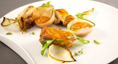 Recette de poulet tandoori par Florent Ladeyn