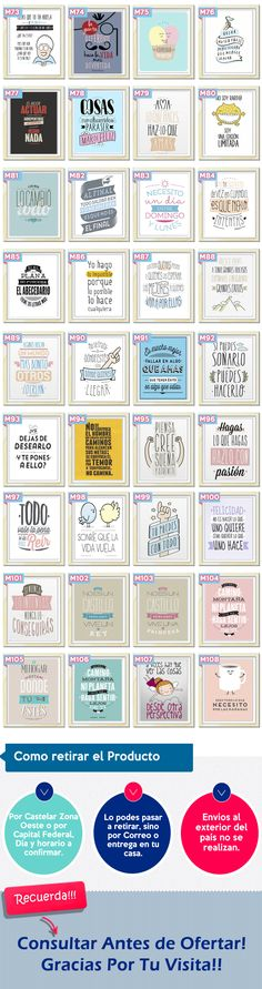 Cuadros Originales Modernos Personalizados Frases Mr Wonderful, Ideas Para Fiestas, Happy Planner, Project Life, Back To School, Decoupage, Diy And Crafts, Typography, Printables