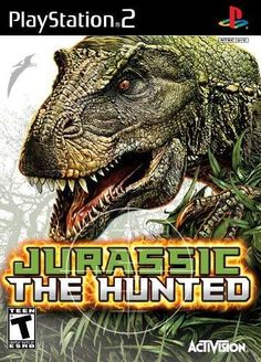 Jurassic: The Hunted - Xbox 360 Game Jurassic Park The Game, Lego Jurassic World, Wii Games, Xbox 360 Games, Juegos Ps2, Last Of Us Remastered, League Of Legends Account, Shadow Warrior, Little Games