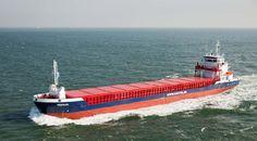 Cargo Ship : Combi Freighter