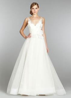 Bridal Gowns, Wedding Dresses by Tara Keely - Style tk2353