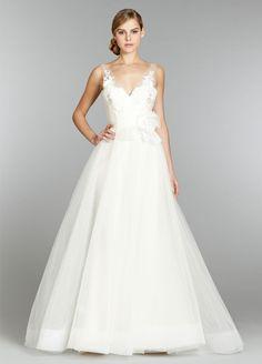 Bridal Gowns, Wedding Dresses by Tara Keely - Style tk2353