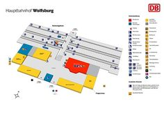 Rostock hauptbahnhof map Maps Pinterest