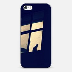 cat in the window iPhone 5s case by Marianna Tankelevich   Casetify