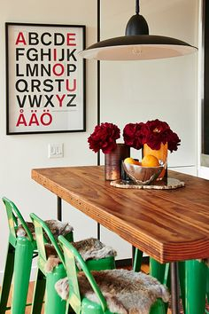NYC Apartment's Incredible Look #refinery29