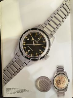 Another of the 3 graal's to get with vintage omega.... Still looking for one