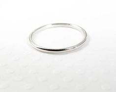 Simple Dainty Ring