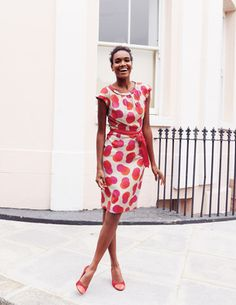 I've spotted this @BodenClothing Putney Dress