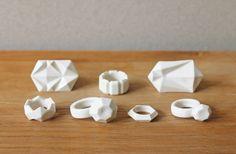 Ceramic Jewellery : Moko