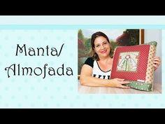 Kit Soneca: Manta/Almofada - YouTube