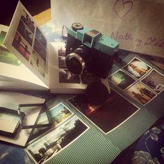 Great birthday present!! Loving lomography, instagraming life! Merci beaucoup @nathalochemadriz et #Léon!!