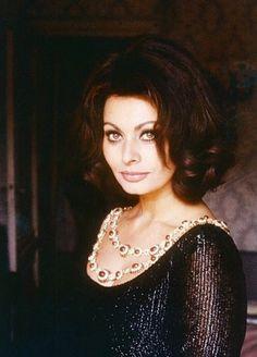 Sophia Loren. 1964