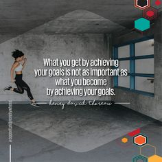 Working towards your goal builds character. Trust the process. Monday Motivation, Motivation Inspiration, Trust The Process, Achieve Your Goals, Personal Development, Quotes To Live By, Perspective, Opportunity, Purpose