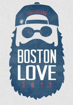 Red Sox, Boston, Love, Life Is Good