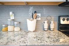 Blue Nile granite by Ohio Property Brothers