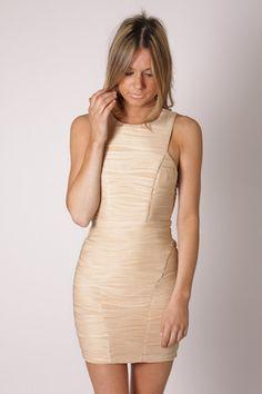 Beige Cocktail Dresses