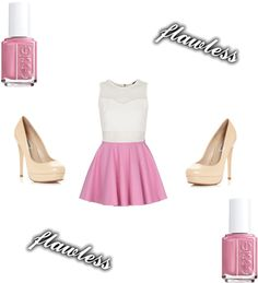"""Essie outfit #2 ♥"" by maddiluvsu ❤ liked on Polyvore"