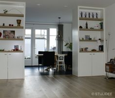 Entertainment Room, Interior Design Kitchen, Ikea, Suits, Table, Furniture, Home Decor, Room Dividers, Shelves